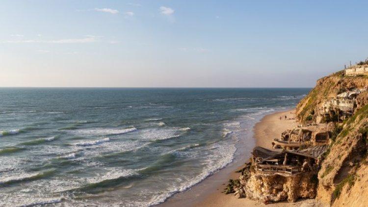 חוף בשרון - התמונה להמחשה בלבד (שאטרסטוק)
