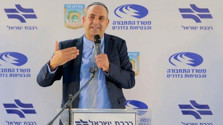יאיר רביבו, ראש עיריית לוד. התוכנית - ביוזמת הרשות המקומית (עיריית לוד)
