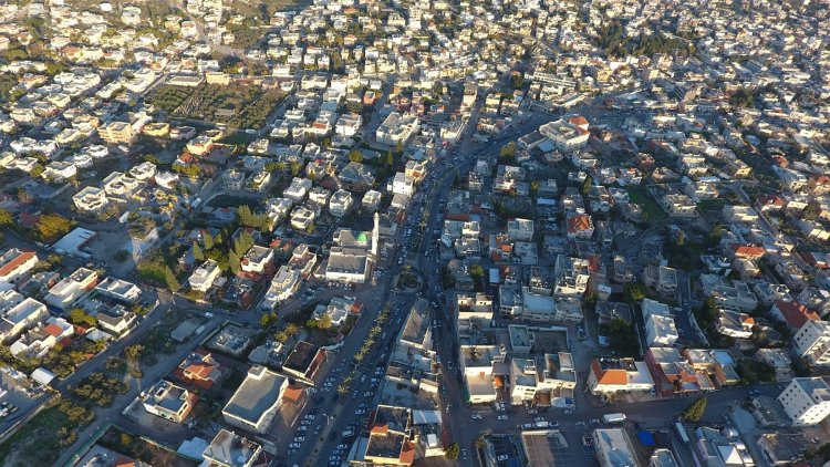 באקה אל גרבייה (עיריית באקה אל גרבייה)