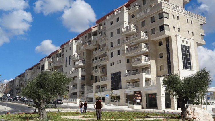 פרויקט משכנות האומה בירושלים (טיטו אומן אדריכלים)