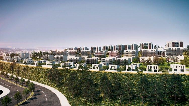 הדמיית הרובע החדש בג'דיידה-מכר (קולקר, קולקר אפשטיין אדריכלים)