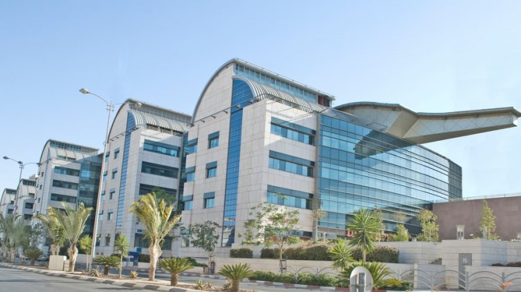 בנייני משרדים בבאר שבע - התמונה להמחשה בלבד (שאטרסטוק)