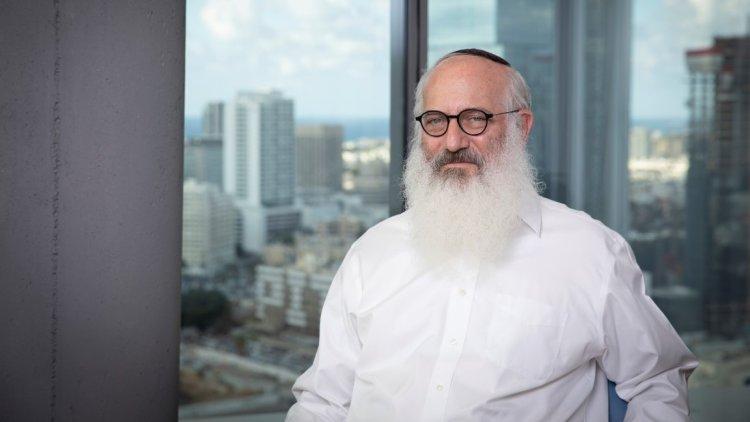 """מנכ""""ל חברת נכסים ובנין, אדוארדו אלשטיין. """"מהלך אסטרטגי להרחבת הפעילות בתחום הדיור למגורים בישראל"""" (כפיר זיו)"""